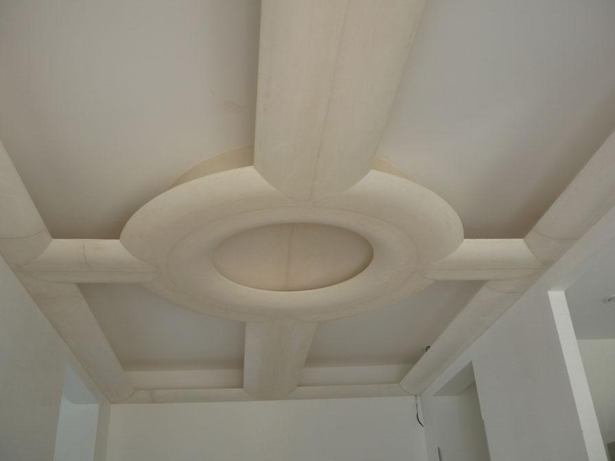Batastaff plafonds corniches chemin es vo tes for Modele staff plafond